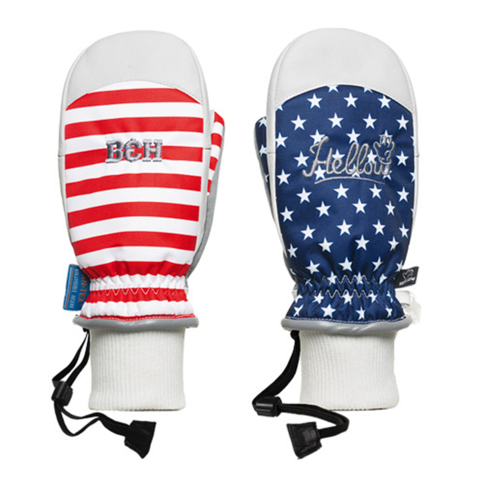 BSRB X HELLOW 2nd Collaboration GLOVE USA