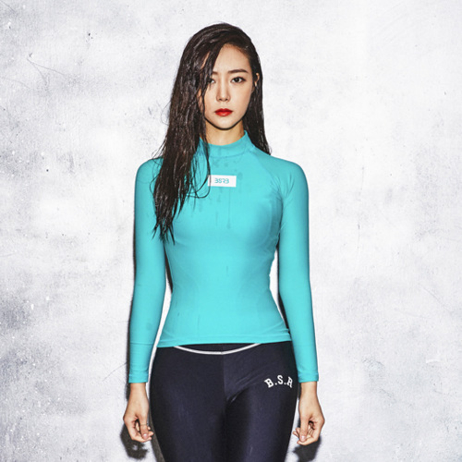 BSRB BOX BR RASH GUARD MINT