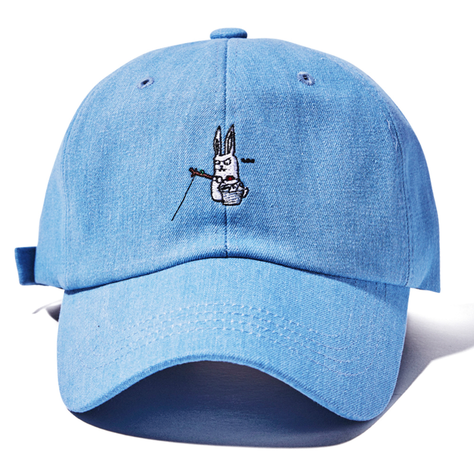 GR Fishing STRAPBACK DENIM