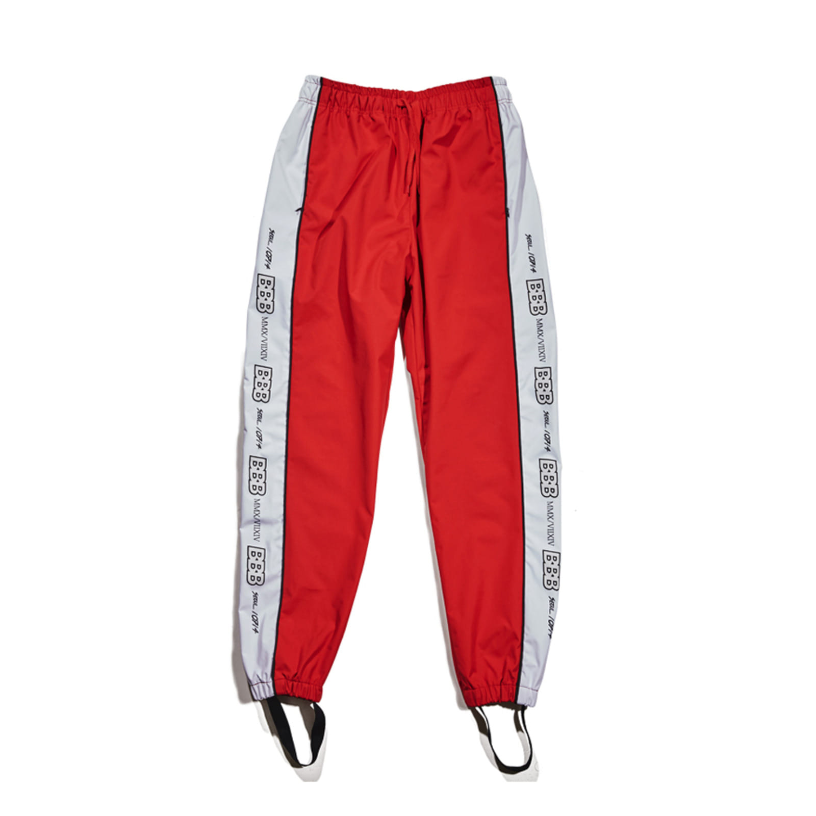 BBB Waterproof jogger pants Red