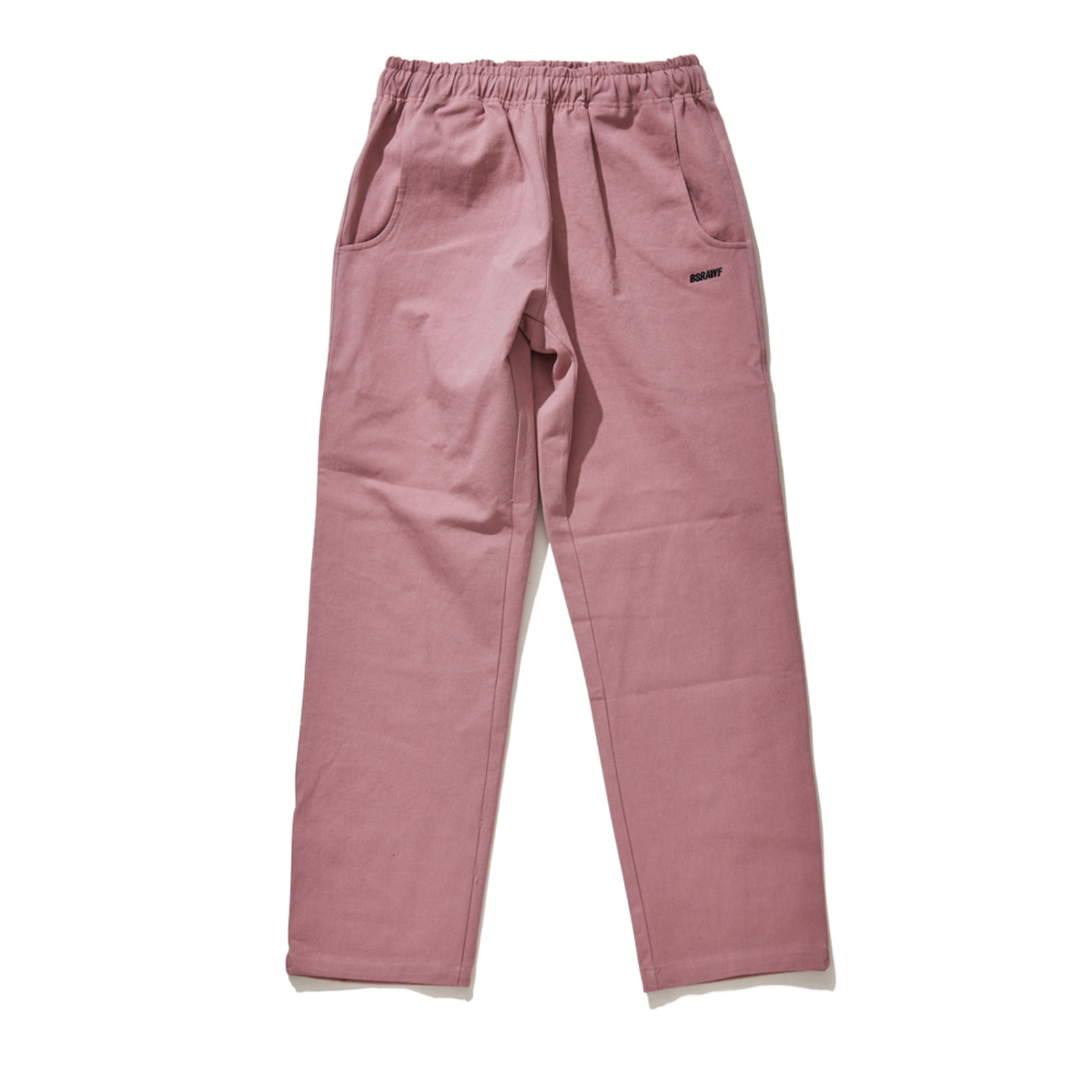 BSR COTTON BASIC TRACK PANTS INDYPINK