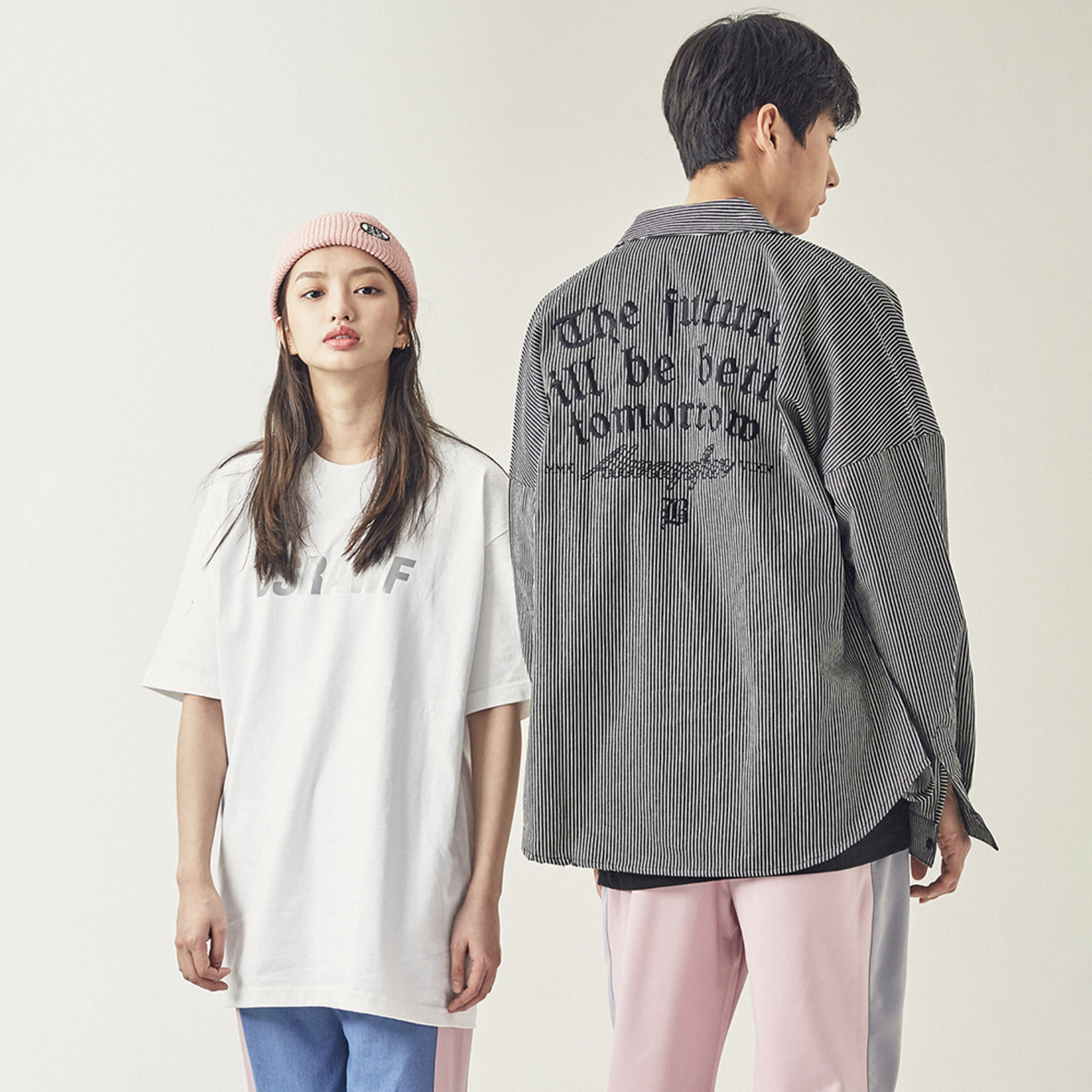 BSRABBIT 1819 S/S LOOKBOOK PART.1|進化