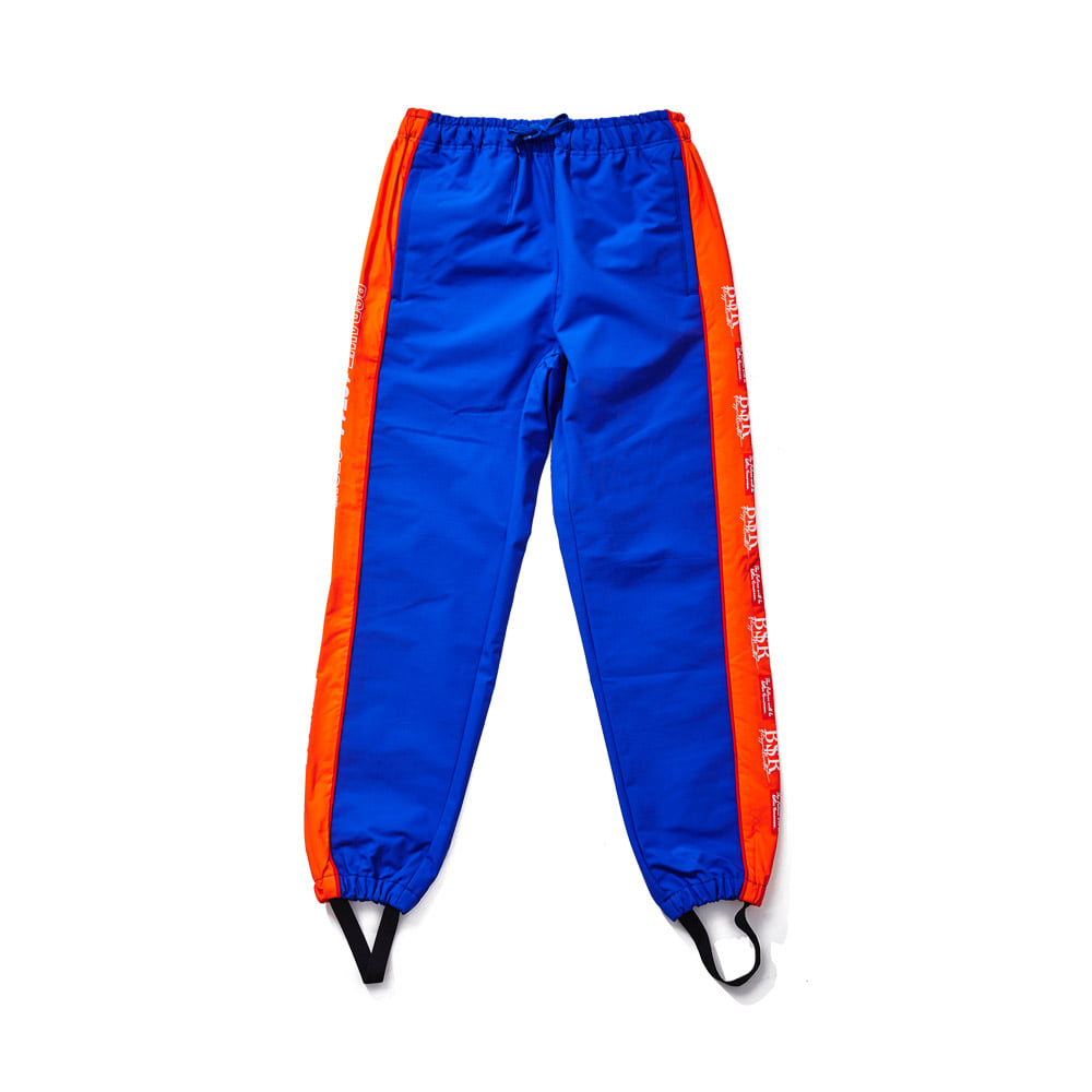 BSRABBIT BSR WATERPROOF JOGGER PANTS BLUE