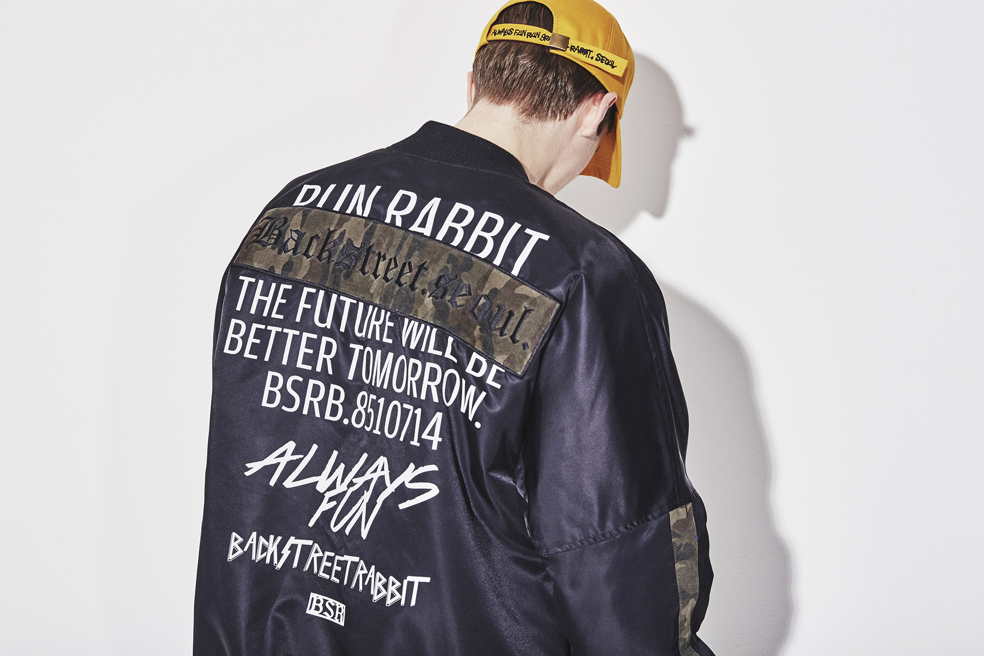 BSRABBIT BSRABBIT 1617 F/W LOOKBOOK PART.2|UNIQUE