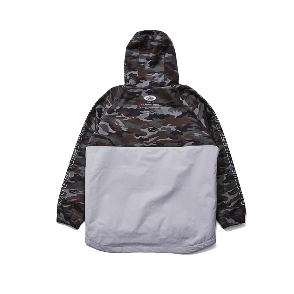 BSRABBIT INTENSE DOUBLE JACKET CAMO