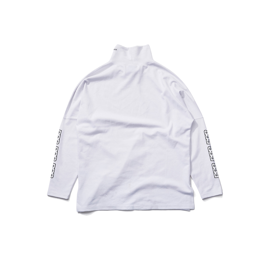 HN BBB SLEEVES WHITE