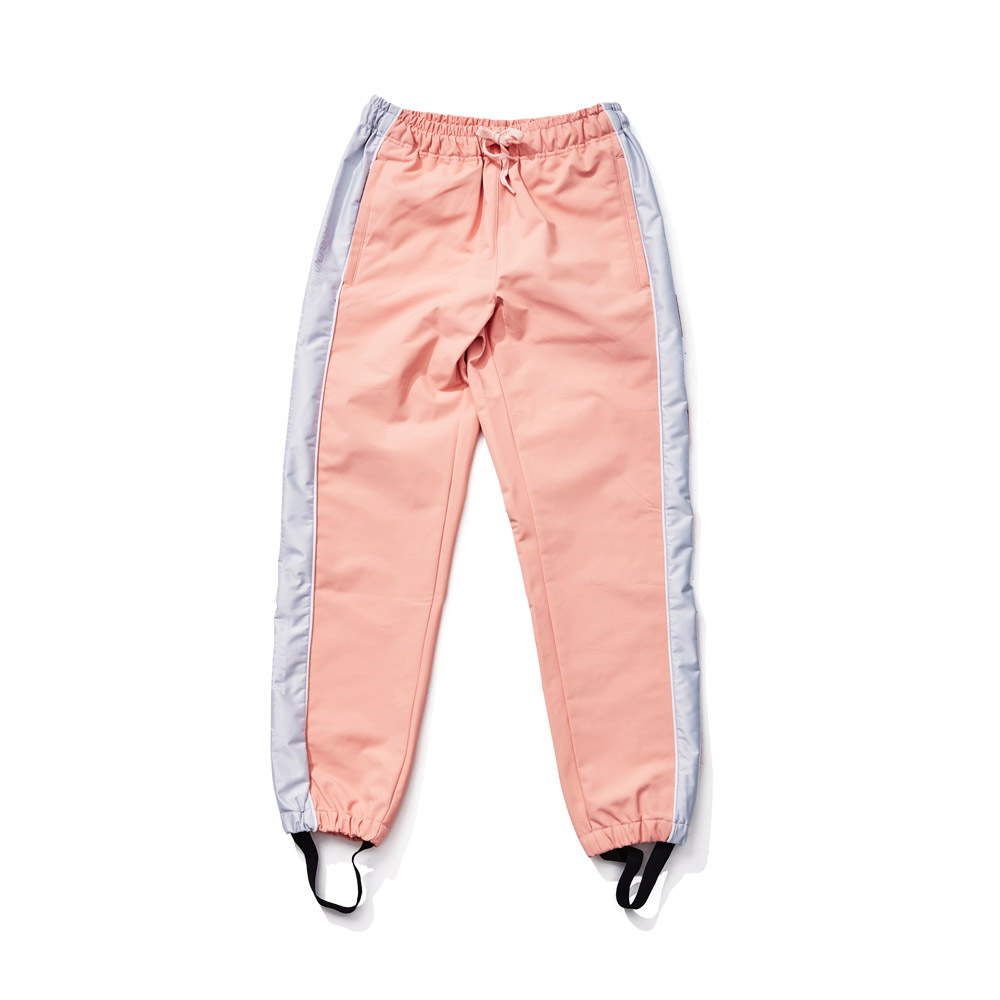 BSRABBIT BSR WATERPROOF JOGGER PANTS PINK