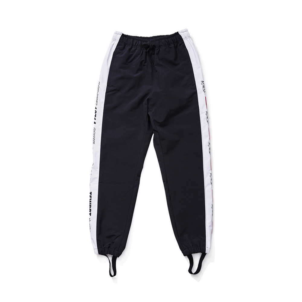 BSRABBIT BSR WATERPROOF JOGGER PANTS BLACK [XXL 추가]