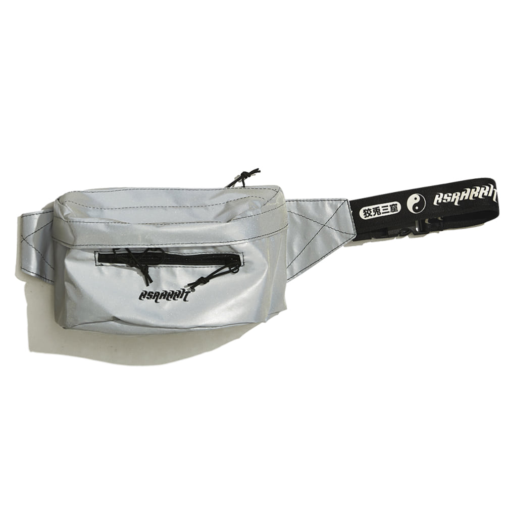 BSRABBIT BSRABBIT IDEAL WAIST BAG REFLECTIVE