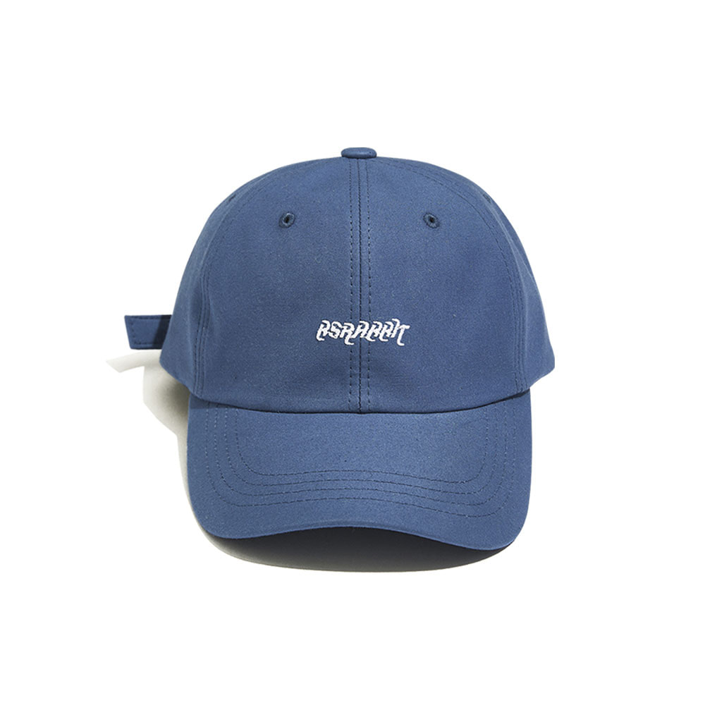 BSRABBIT BSRABBIT WASHING CAP BLUE
