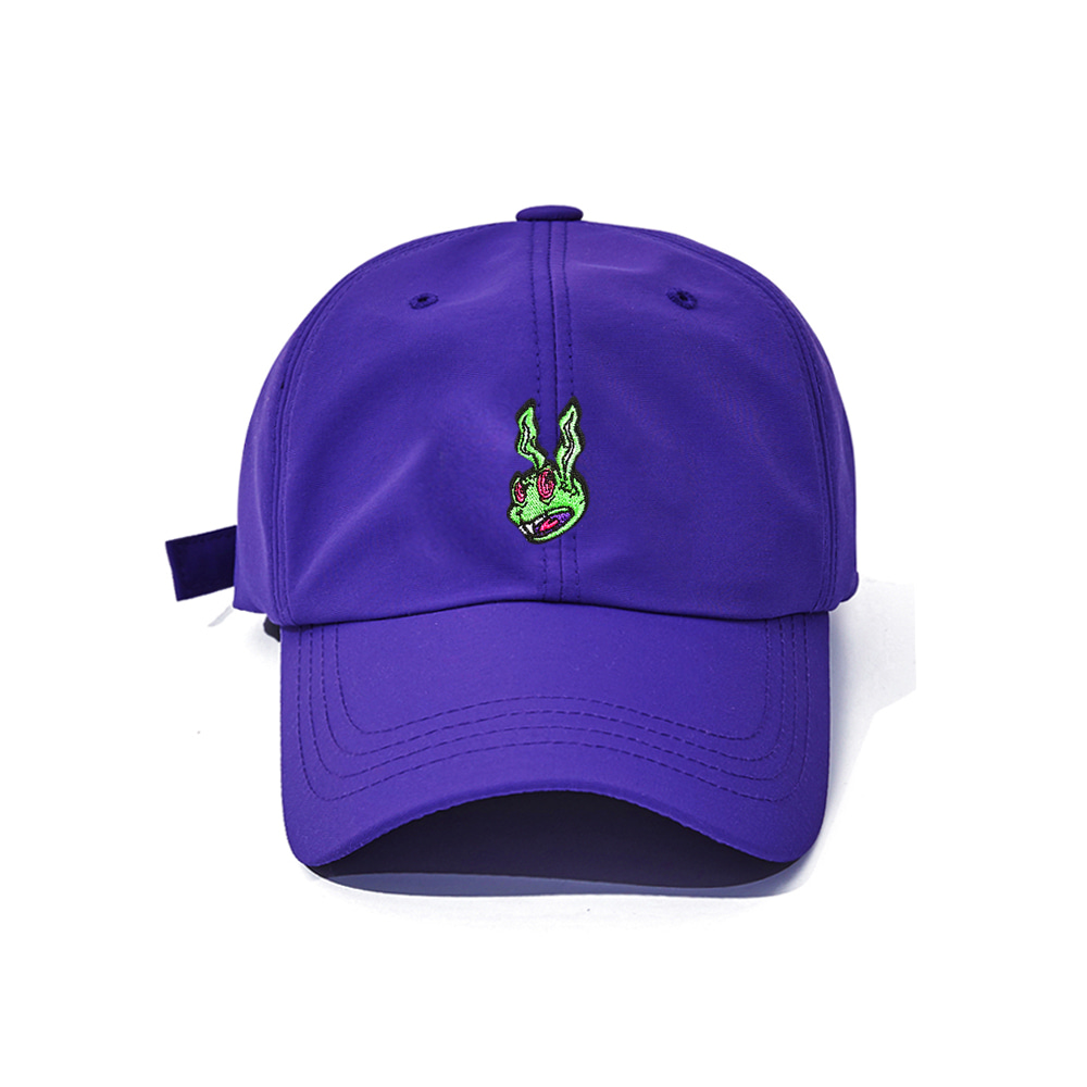 BSRABBIT GRRE CAP PURPLE