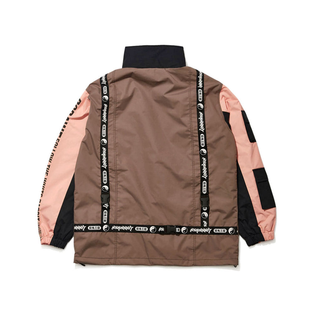 BSRABBIT BSRAWF HUNTING JACKET INDY PINK