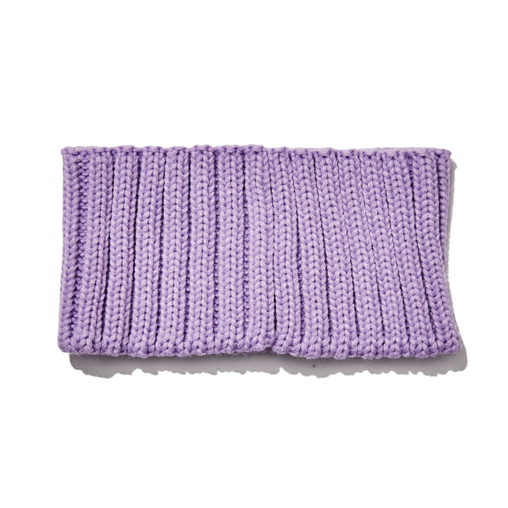 BSRABBIT BSRB WIDE HEADBAND PURPLE
