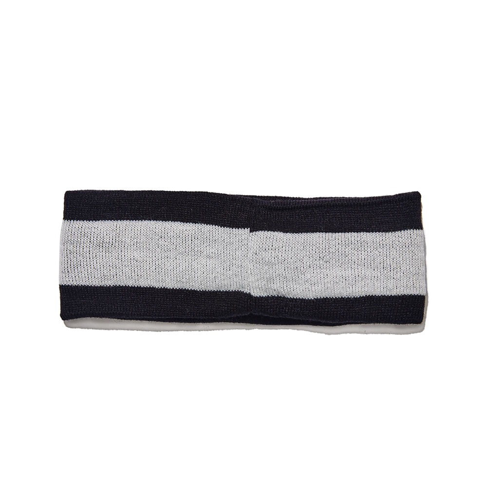 BSRABBIT BS KNIT HEADBAND WHITE