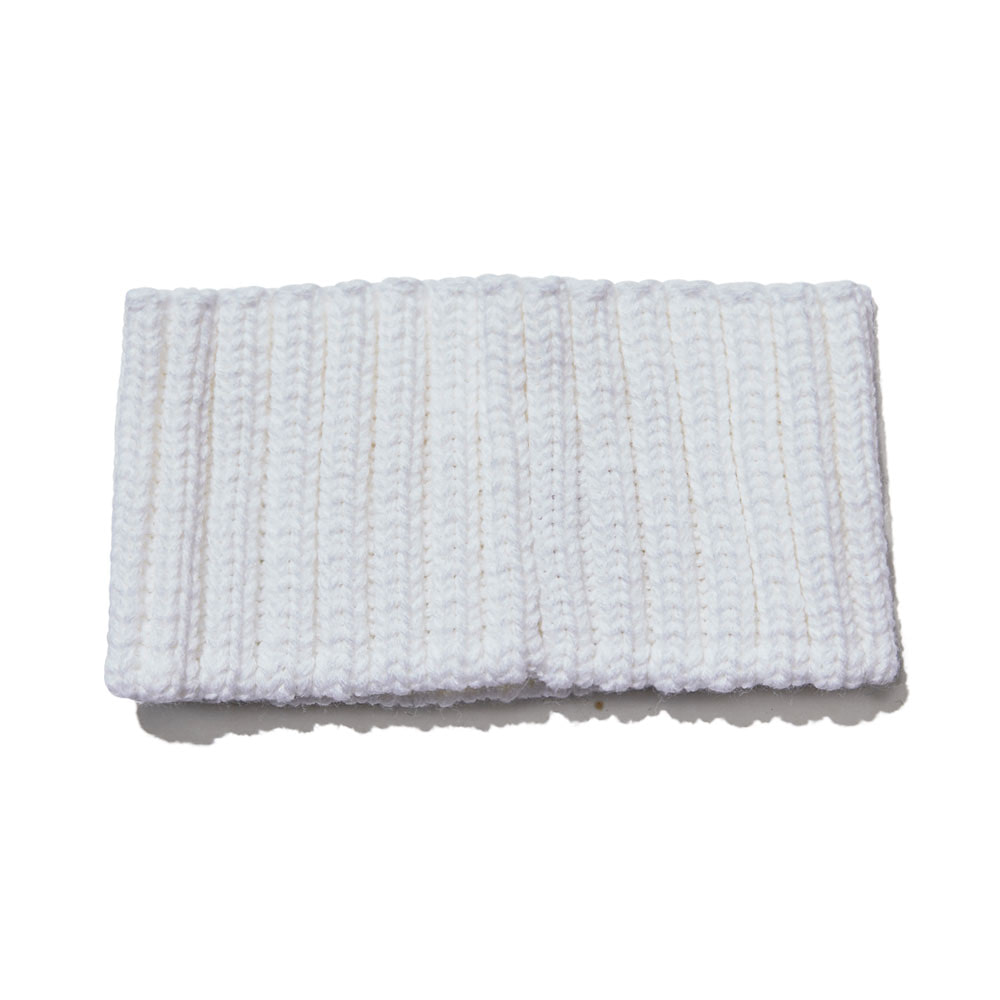 BSRABBIT BSRB WIDE HEADBAND WHITE