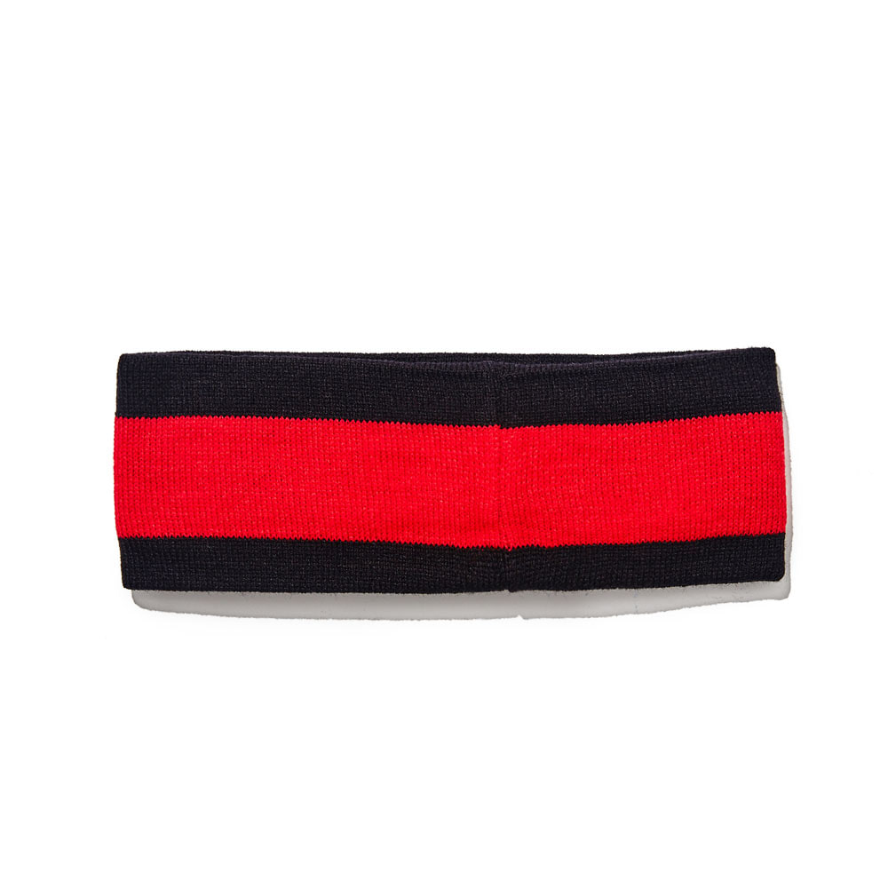 BSRABBIT BS KNIT HEADBAND RED
