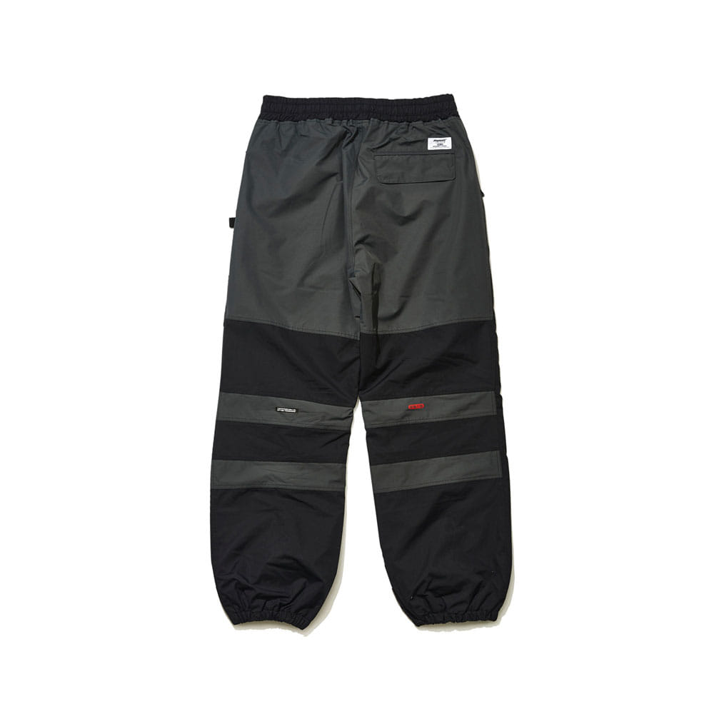 BSRABBIT BSR ACTIVE JOGGER PANTS BLACK