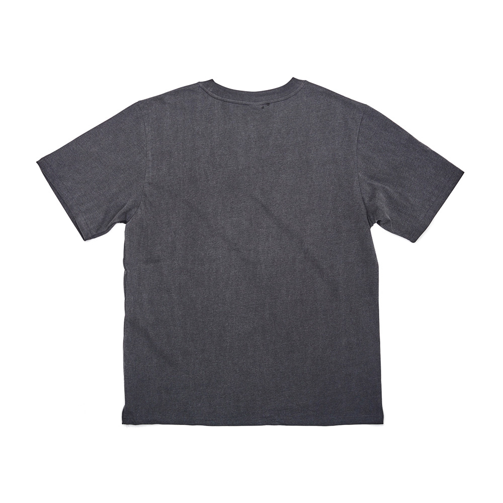 BSRABBIT RBWARS BP T-SHIRTS PIGMENT BLACK