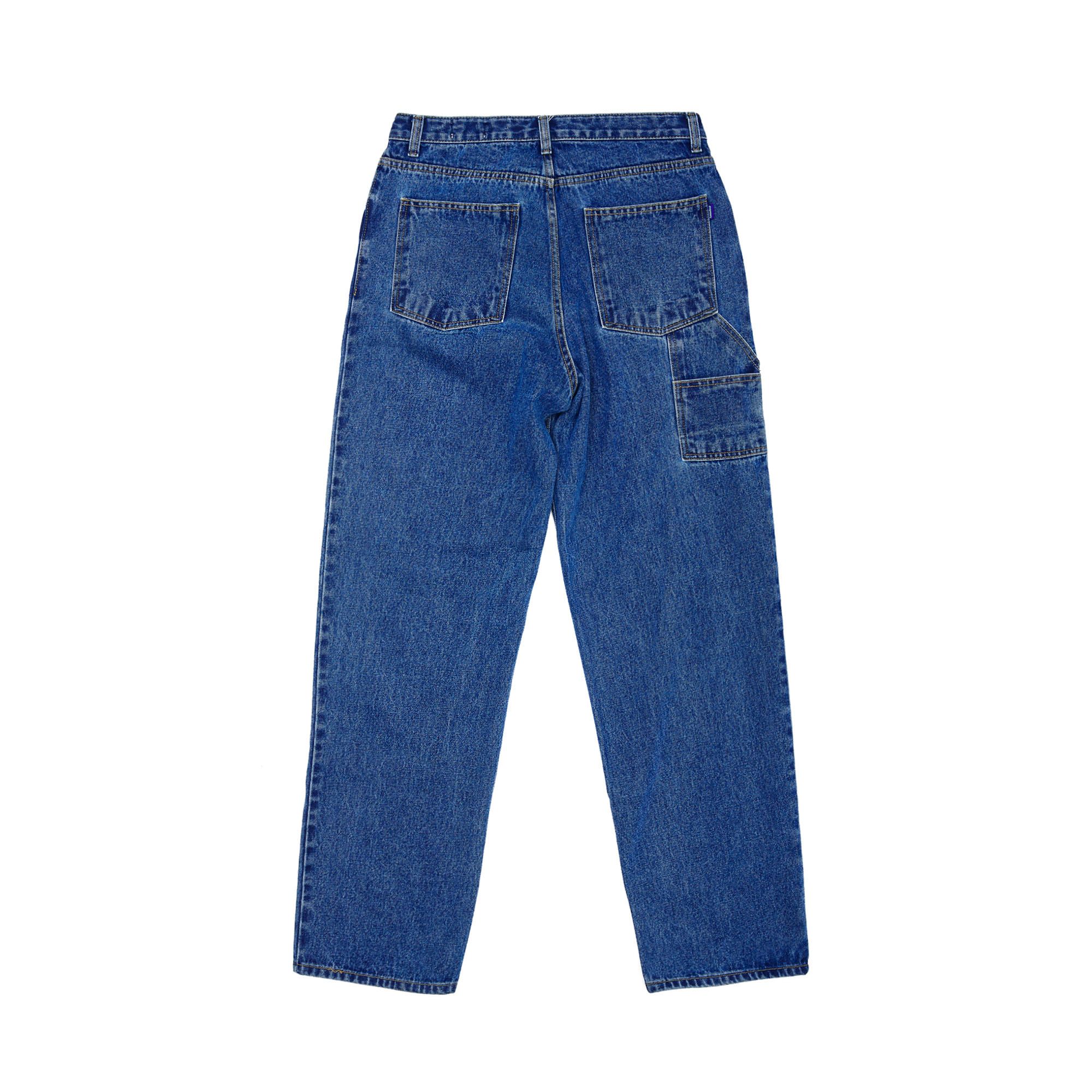 BSRABBIT CARPENTER DENIM PANTS / DEEPBLUE