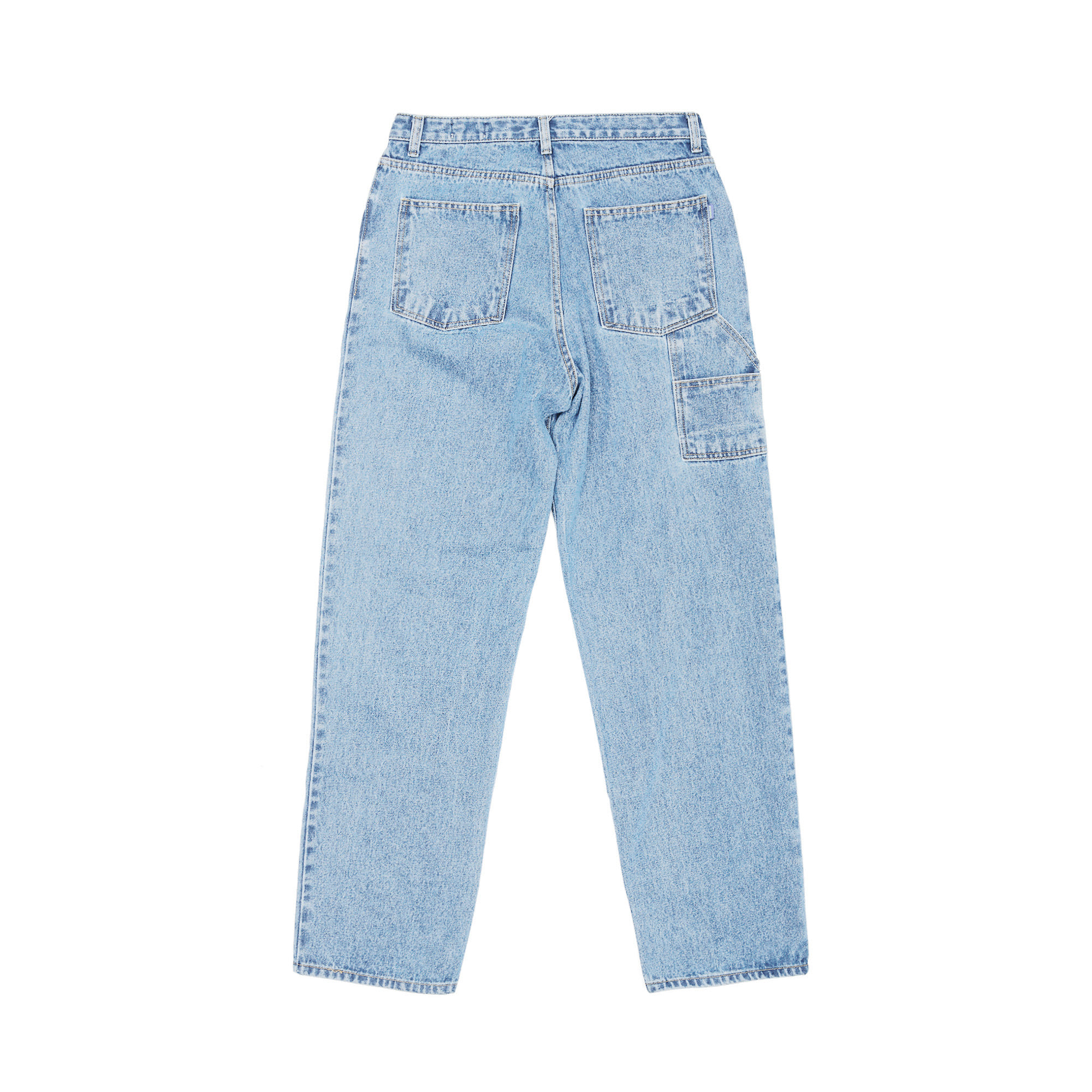자체브랜드 CARPENTER DENIM PANTS / LIGHTBLUE
