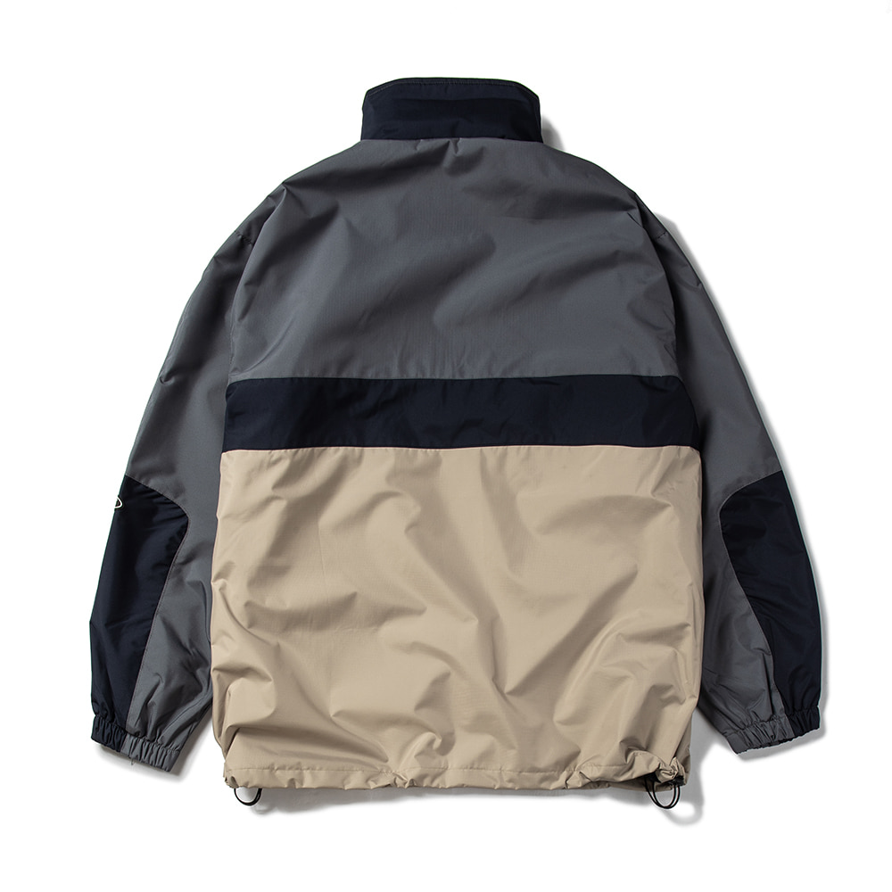 자체브랜드 RTR ANORAK JACKET CHARCOAL