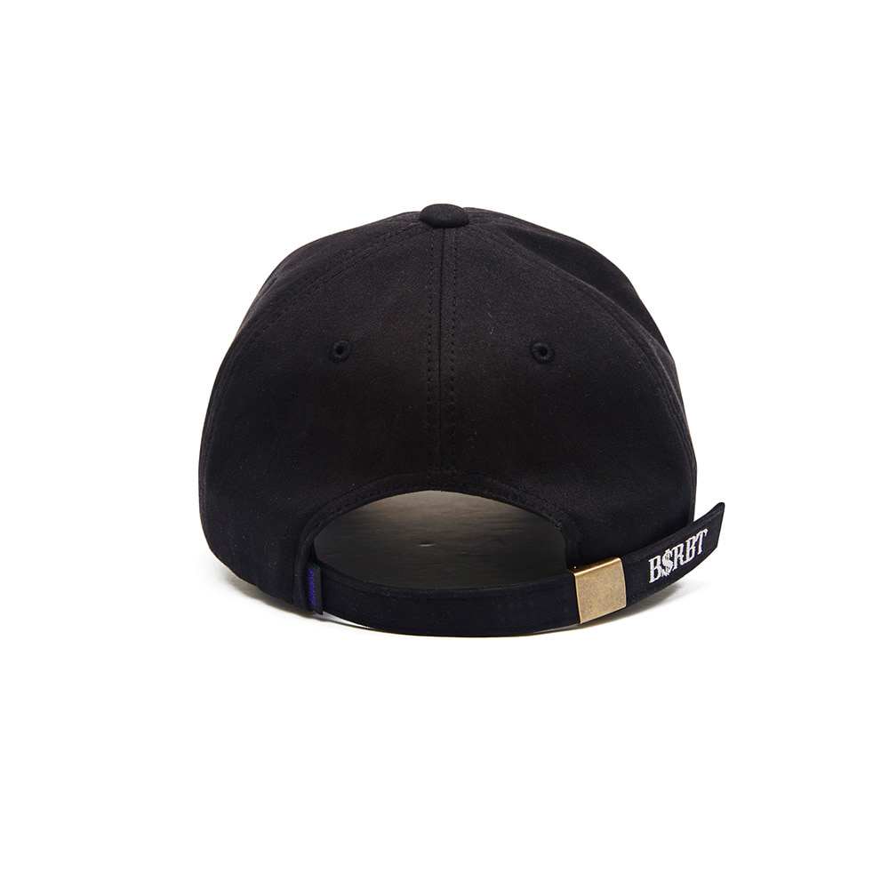 자체브랜드 WEWE WASHING CAP BLACK