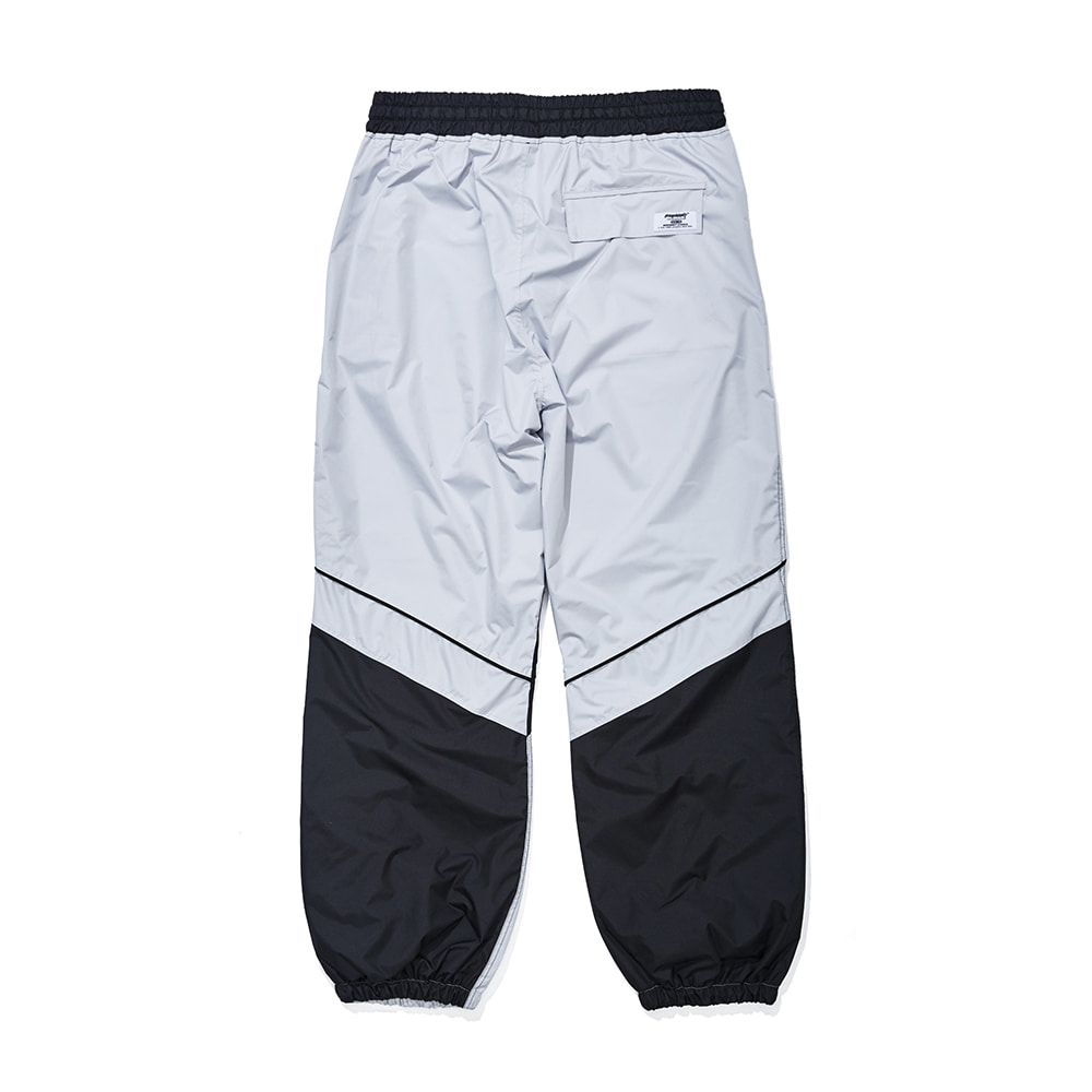 자체브랜드 BSRBT JOGGER PANTS BLACK / GRAY