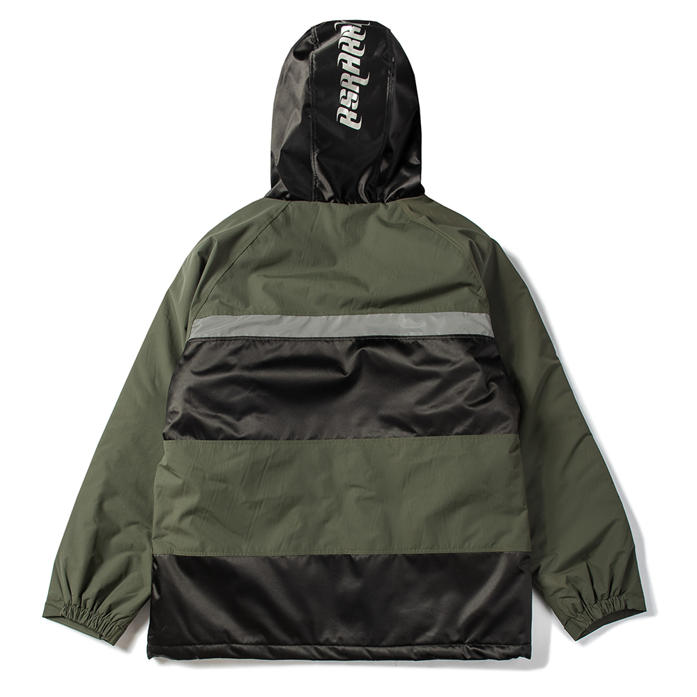 자체브랜드 B SHINE JACKET KHAKI