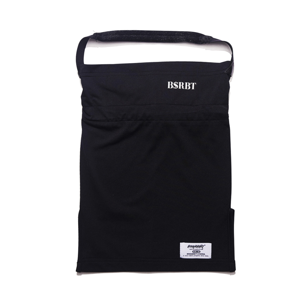 자체브랜드 BSRBT V-LINE INNER POCKET LOGO BAND BALACLAVA [No.1] [필터교체형]