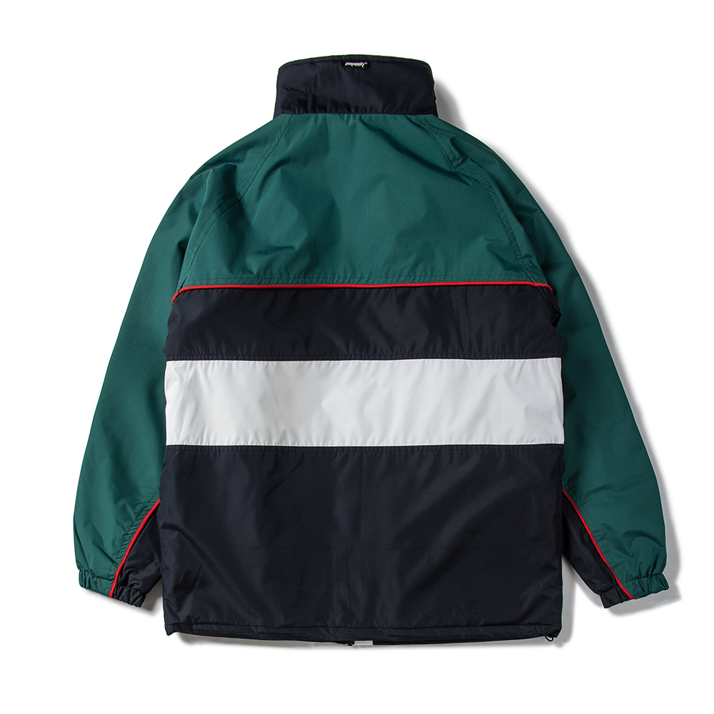 자체브랜드 OG COMPETITIVE JACKET NAVY