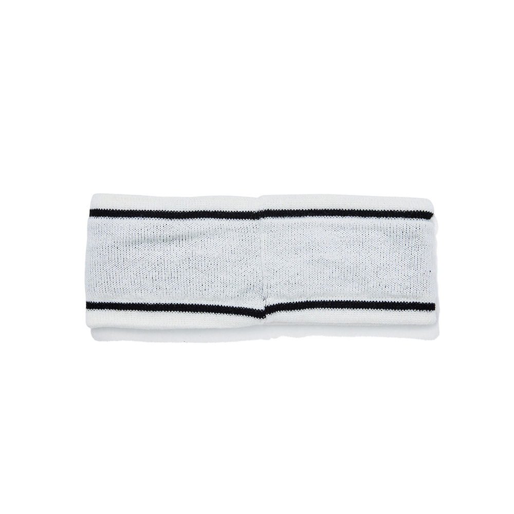 자체브랜드 BSRBT HEADBAND WHITE
