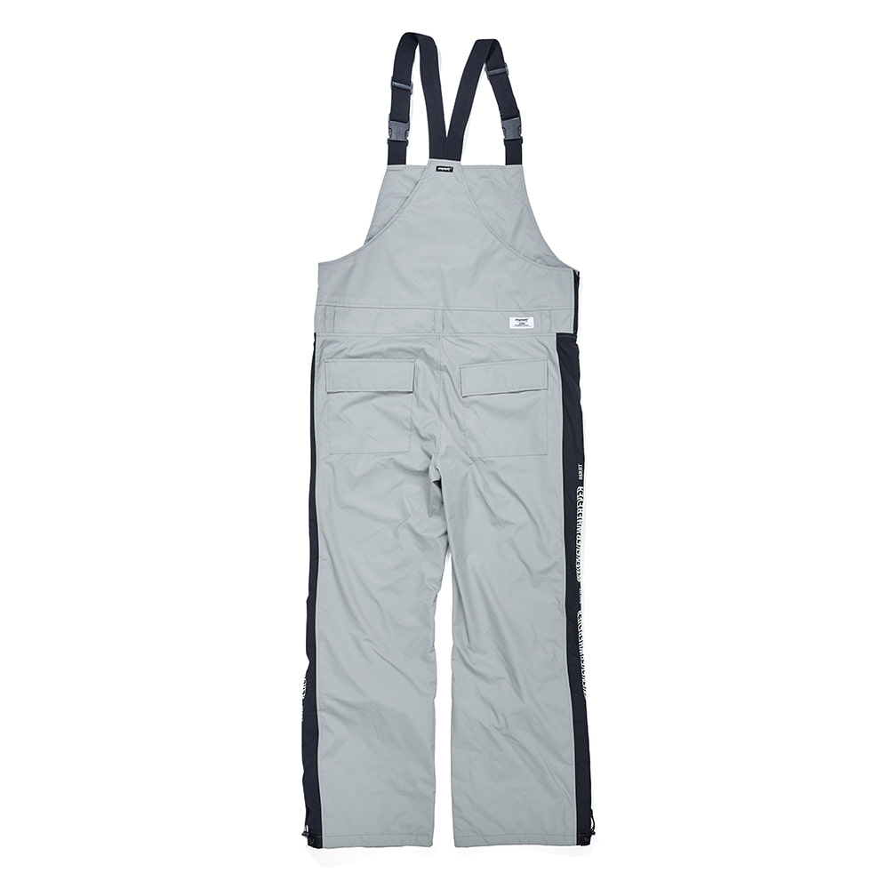 자체브랜드 WWB BIB PANTS KHAKI GRAY