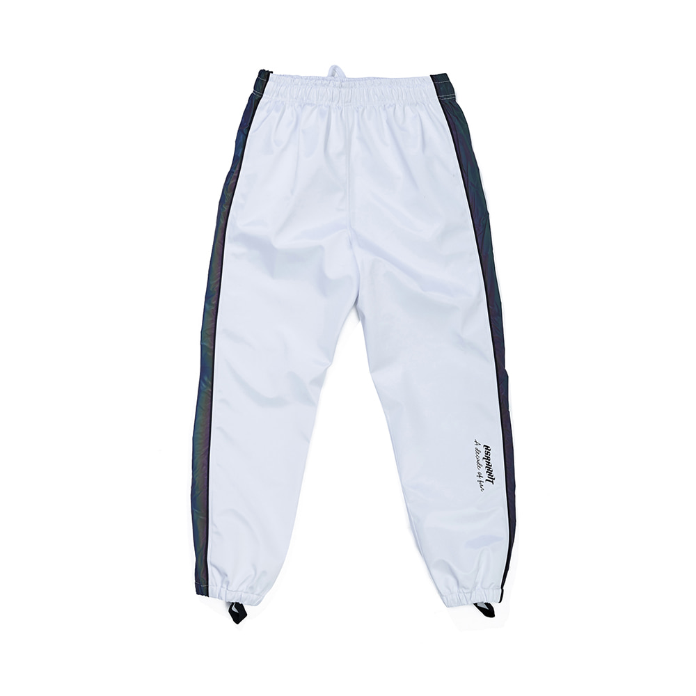 자체브랜드 WW SHINE JOGGER PANTS WHITE