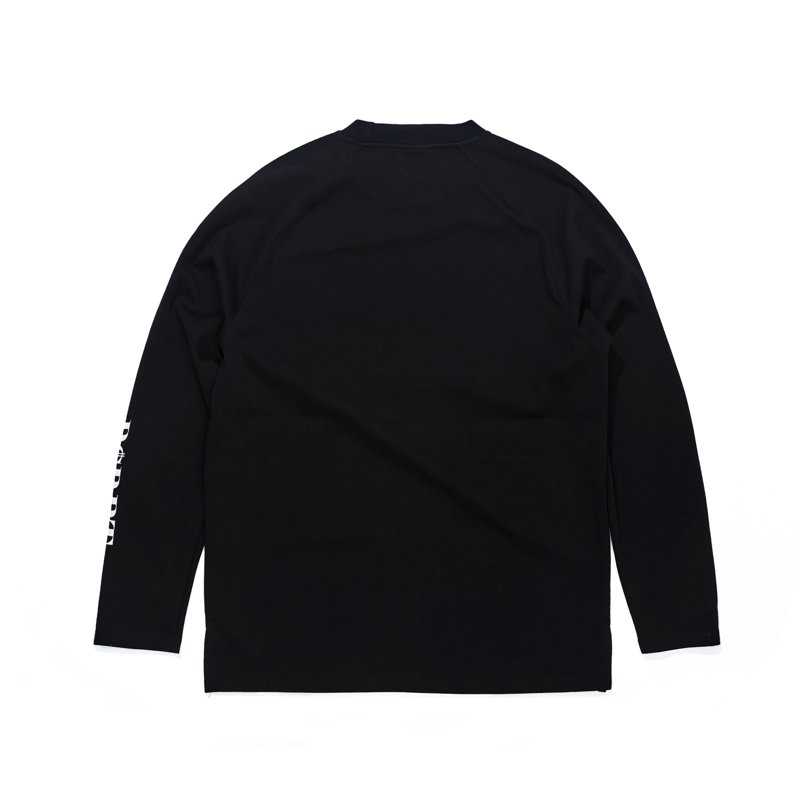 자체브랜드 BSRBT LONG SLEEVE TEE BLACK
