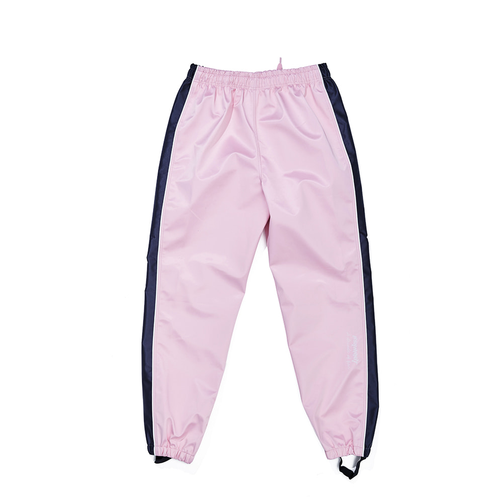자체브랜드 WW SHINE JOGGER PANTS PINK