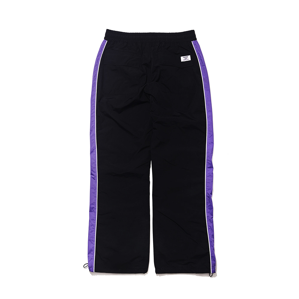 자체브랜드 SDR LINE TRACK PANTS BLACK
