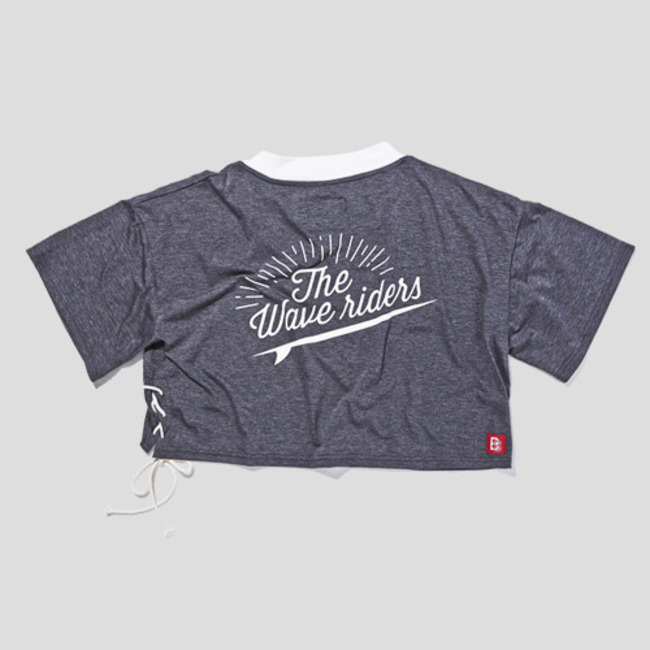 BSRB SLS TWR Crop Grey