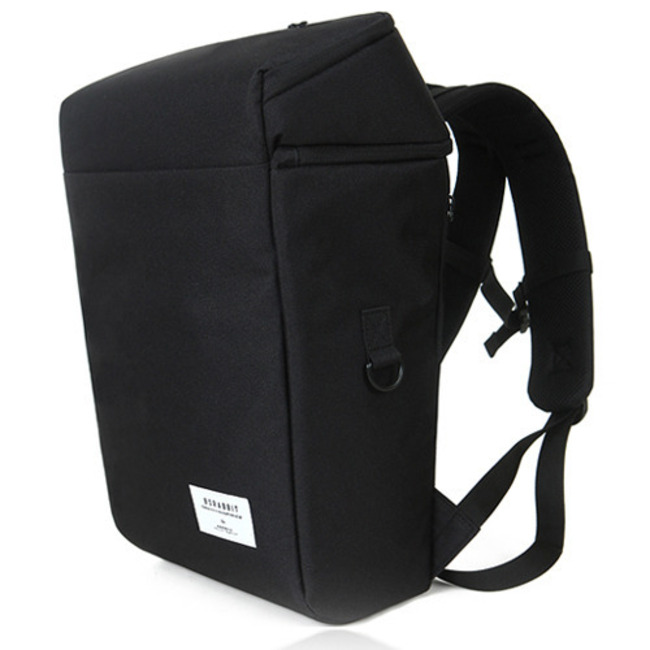 BS.CLASSIC SQUARE BACKPACK ALL BLACK