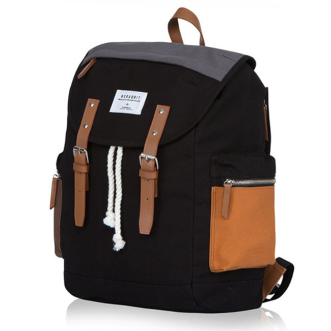 BS.CLASSIC POCKET BACKPACK Double Brown