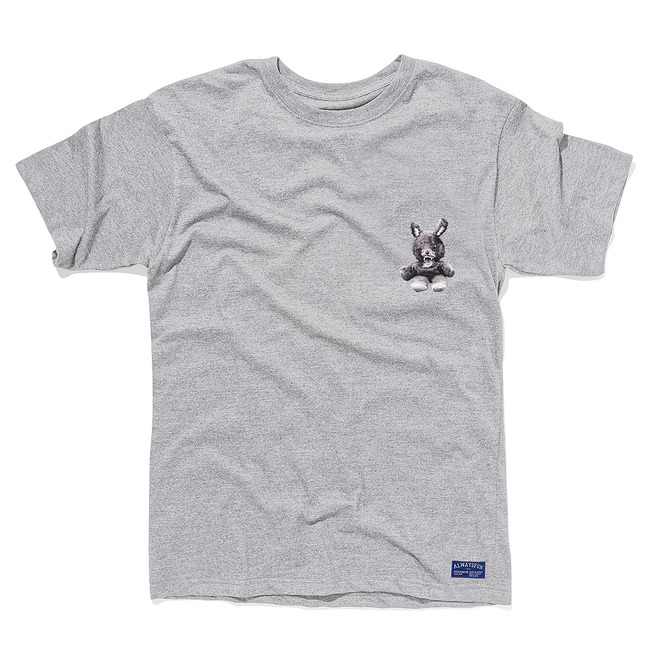 MONSTER RABBIT GRAY