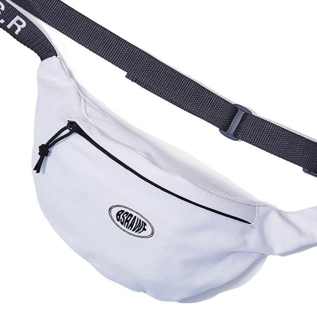 BSRAWF WAISTBAG WHITE