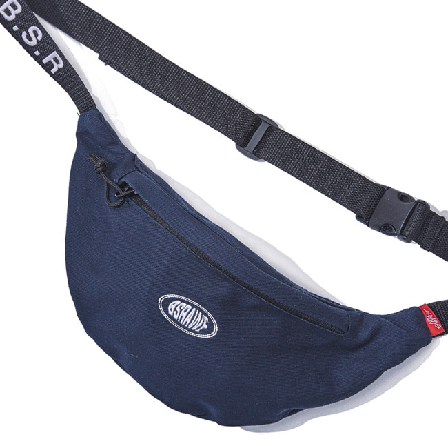BSRAWF WAISTBAG NAVY