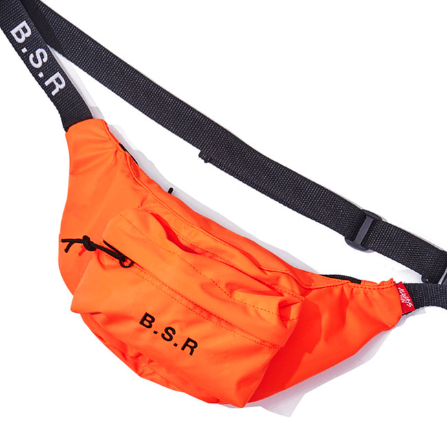BSR POCKET WAISTBAG ORANGE