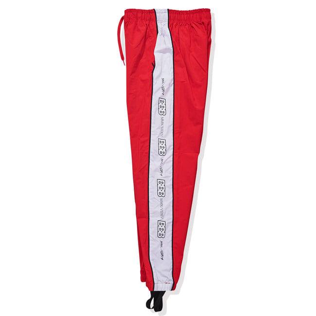 BBB jogger pants RED