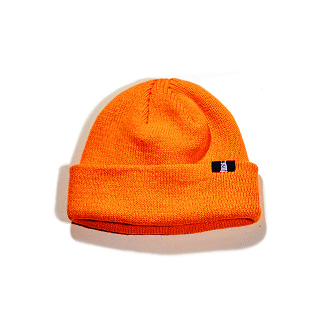 BS SP short Beanie ORANGE