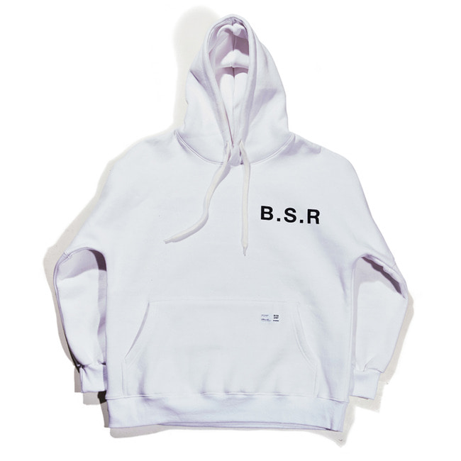 BBBBSR HOODIE White