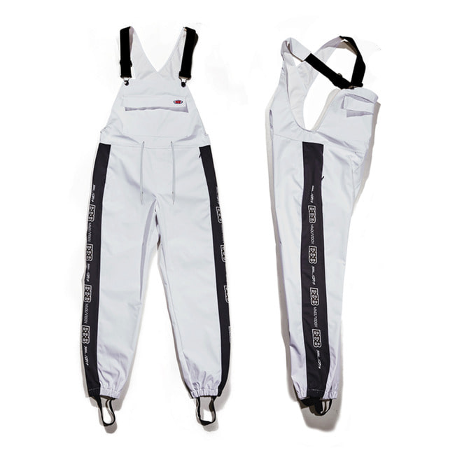 BBB Waterproof overall jogger pants White [마지막 예약접수중]