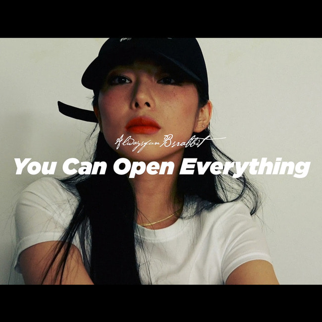 BSRABBIT 1819 S/S LOOKBOOK PART.2|YOU CAN OPEN EVERYTHING
