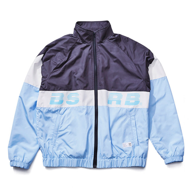 BSRB TRACK JACKET SKYBLUE