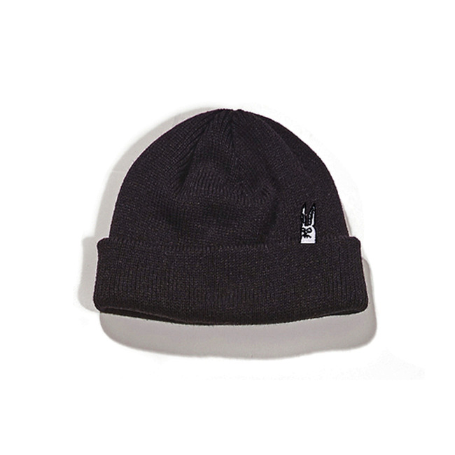 BS GR SHORT BEANIE BLACK [3차예약: 11월19일 발송]